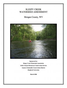 Sleepy Creek Watershed Assessment