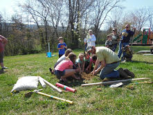 2015 spring tree planting
